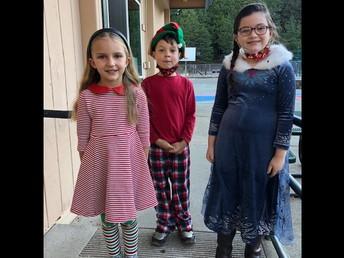 A Trio of Winter Spirit