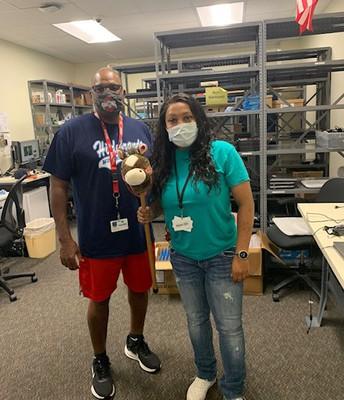 Mr. Bailey & Ms. Washington