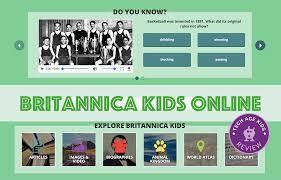 Oh What Else is Inside MyBackback .........Britannica Online!
