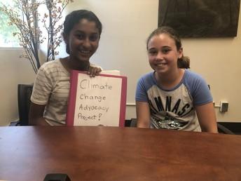 6th Grade Activists