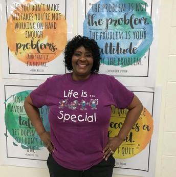 Employee Spotlight: Ms. Glenda Stone at Apollo Academy