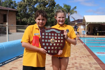 Congratulations WALSH on winning the 2021 MMPS Swimming Carnival