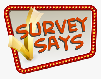 SURVEY - WHERE WILL YOU BE NEXT YEAR?