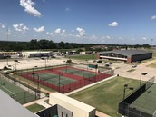 Tennis Courts & Wellness Center