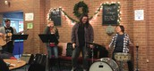 Jingle-Bell Rockin' at the Wesley Christmas Party