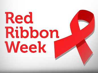 Red Ribbon Week October 26th-30th