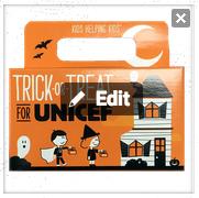 Trick Or Treat For UNICEF!