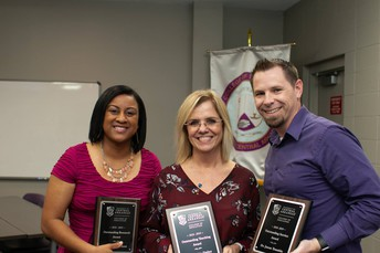 2019 College of Education Faculty Awards: