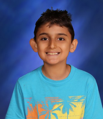 Fourth Grade - Mustafa