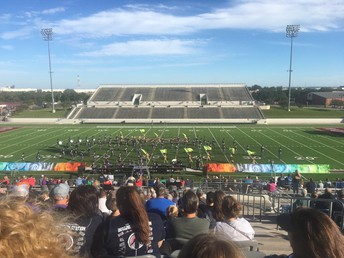Denton HS Band