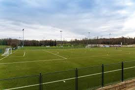 Top quality football pitches