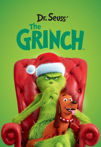 Harper PTO Movie Night presents: The Grinch (PG)