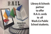 All WCPS students now have  Washington County Free Library accounts