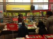 Scholastic Book Fair!