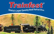 Trainfest; America's largest operating model railroad show