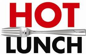 May & June Hot Lunch Volunteers