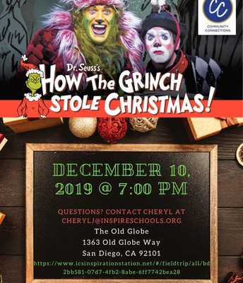 How the Grinch Stole Christmas at The Old Globe