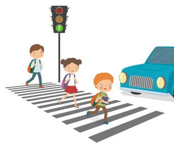 Kids & Crosswalks