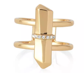 Rebel Ring Gold S/M