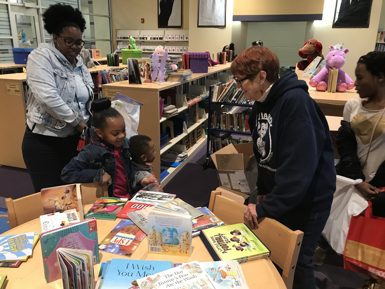 Normandy Read with Me! Community Celebration