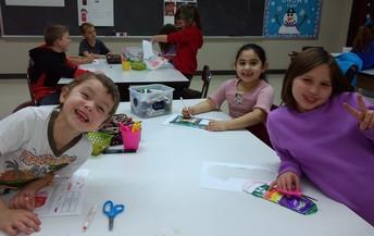 Art Class with Mrs. Murphy