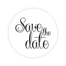 Save the Date...