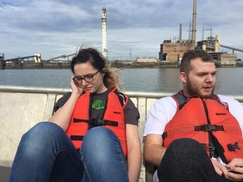 Jon Boat Ride