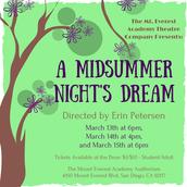 """A Midsummers Night's Dream"""