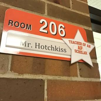 Mr. Hotchkiss AP Physics