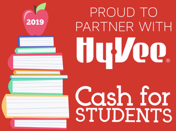 Hy-Vee Cash for Students
