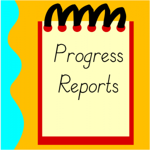 Progress Reports will be distributed to students this week.