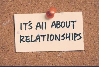 Chapter 4-Innovator's Mindset- Relationships, Relationships, Relationships