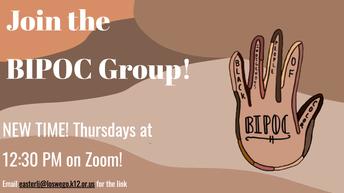 BIPOC Affinity Group