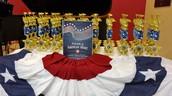 Virtuoso Club's recital trophies