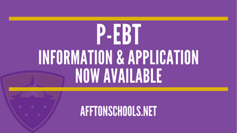 P-EBT: More Help for Families Who Qualify for Free and Reduced Price Meals