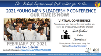 Young Men's Leadership Conference