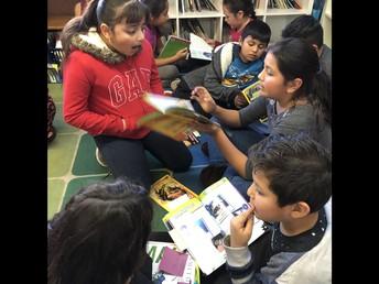 Sharing Reading ideas!