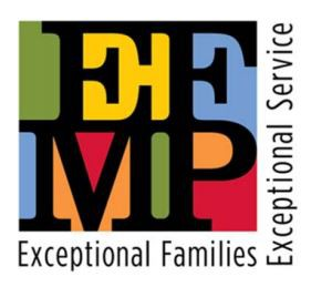 Exceptional Family Member Program