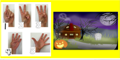 Counting Story Boards and Finger Cards