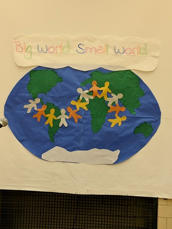 GRASSY CREEK 3rd and 4th GRADE CHOIR PRESENTED BIG WORLD SMALL WORLD