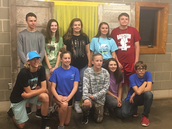 FFA Freshman Attend Greenhand Camp