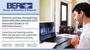 BER Distance Learning in the ELA Classroom Seminar DATE ADDED