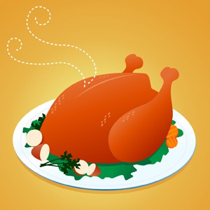 TURKEY DINNER TICKETS & VOLUNTEER SIGN-UP