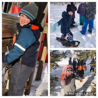 Kindergarten Winter Fun Day