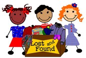 Lost and Found/Objetos Perdidos