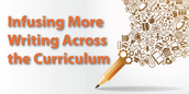 Sharing our goals for the year: Spotlight on Goal Four - Writing Across the Curriculum