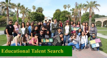 Join Educational Talent Search (ETS)!