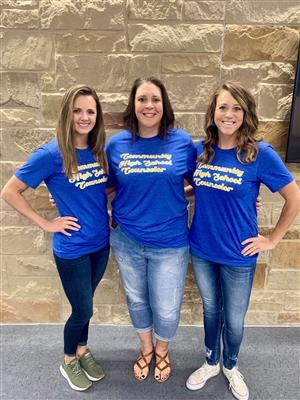 The CHS Counseling Team is here for YOU!