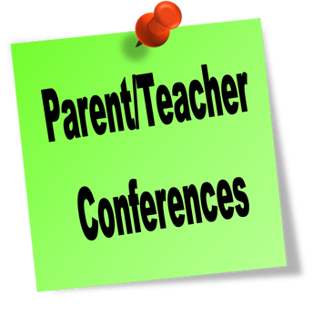 Parent/Teacher Conferences November 20 - 24, 2020