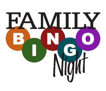 Virtual Family Bingo Night: November 23